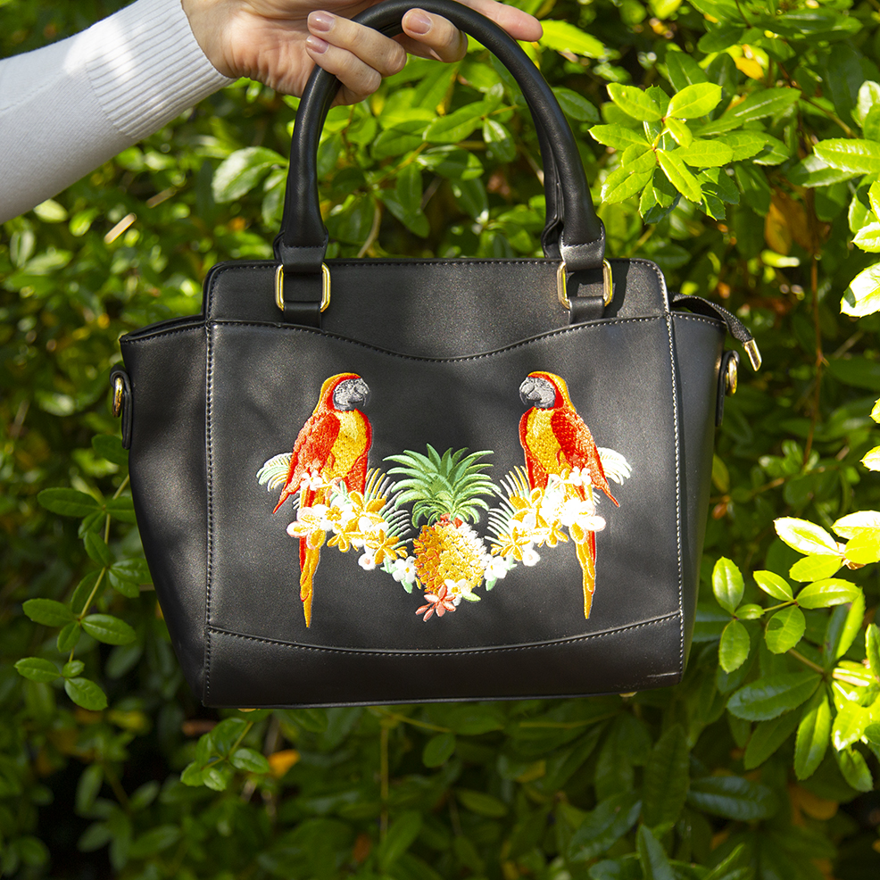 Banned Retro Vintage Inspired Bags