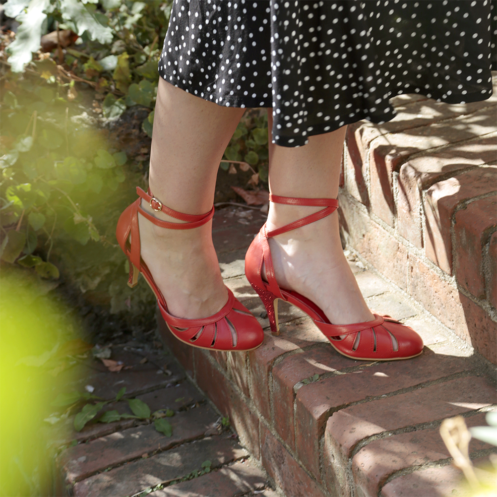 Banned Retro Vintage Inspired Shoes
